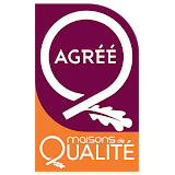 label MAISONS DE QUALITE